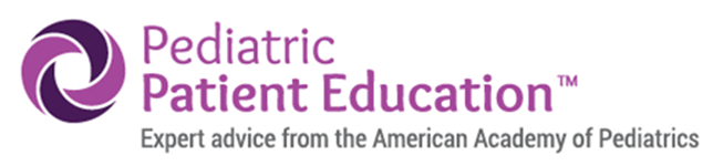 Pediatric Patient Education Logo